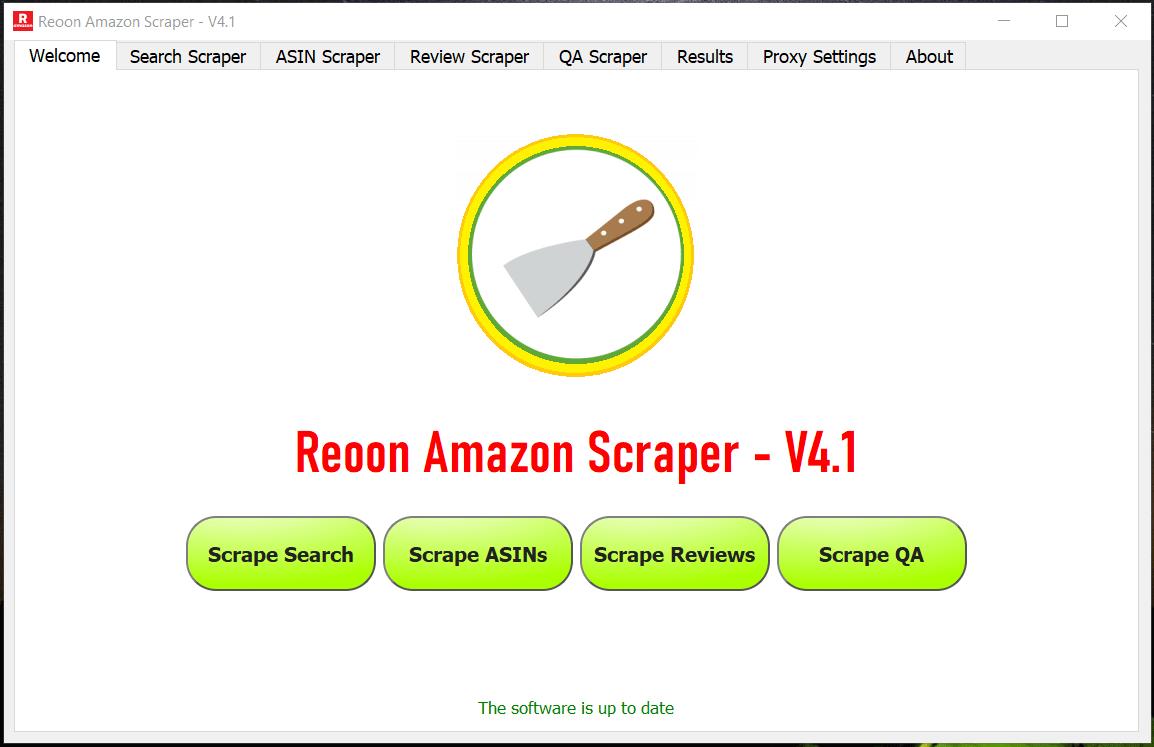 Amaszon Scraper