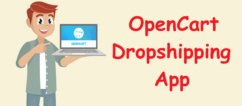 reoon opencart dropshipping app